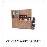 GB KC1719-ABC CABINET